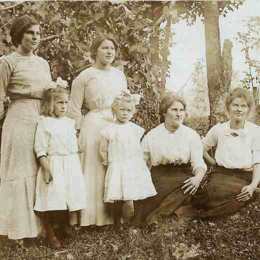 "Shared Stories: ""Second Mothers"" in my Scandinavian Family by Dave Anderson 