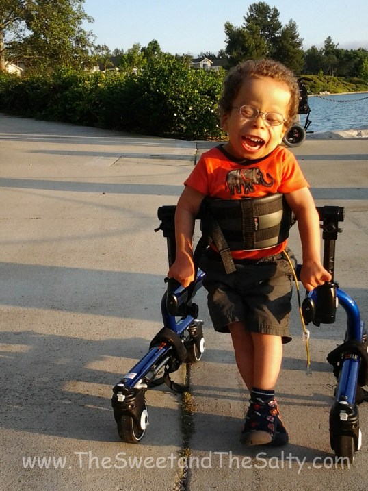 Special Needs, Having Fun