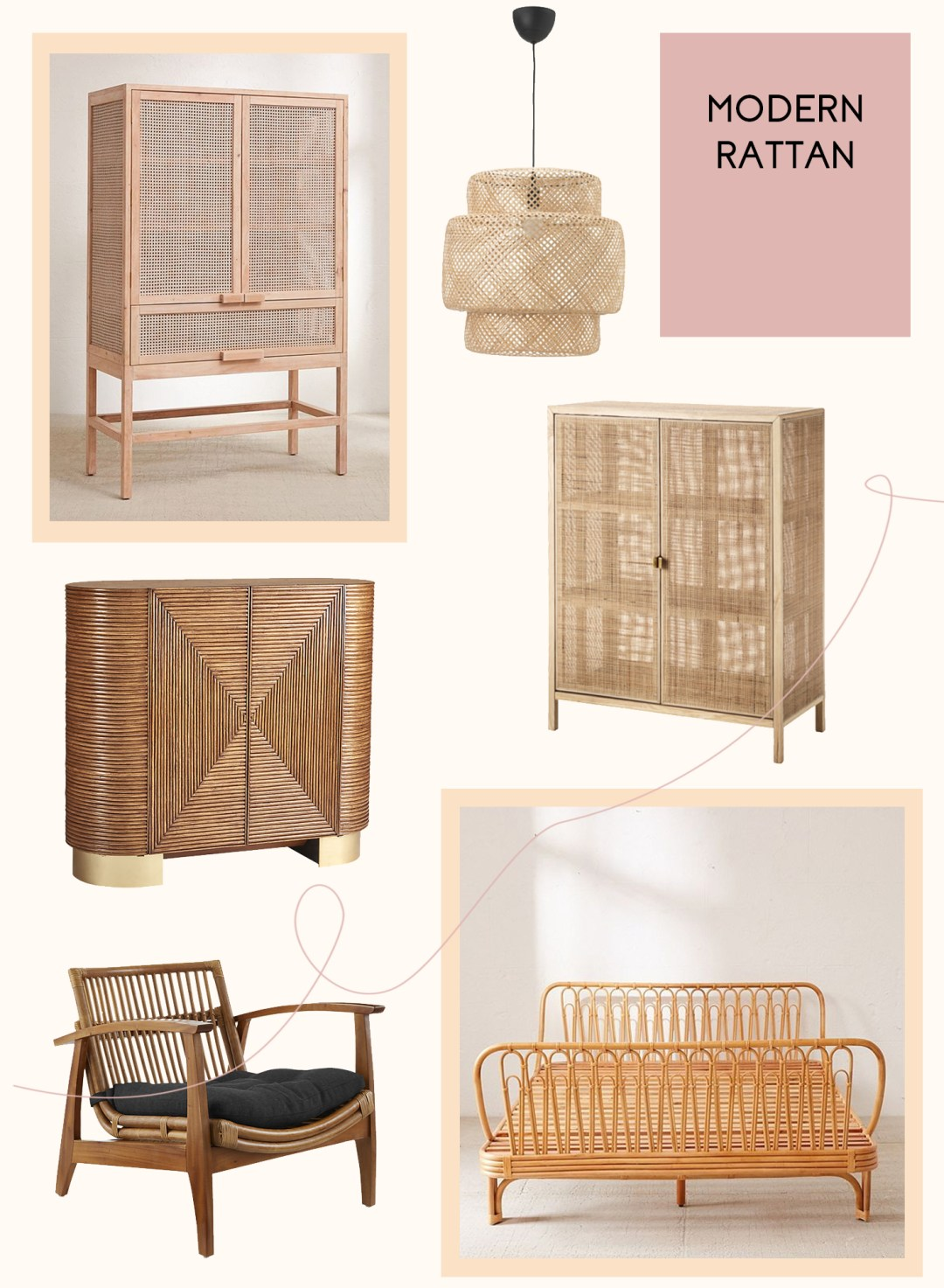 Trend - Modern Rattan | The Sweet Beast Blog