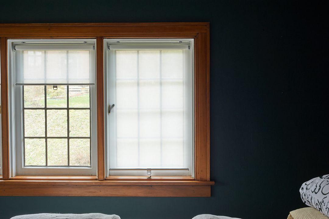 one room challenge ikea skogslover roller blinds