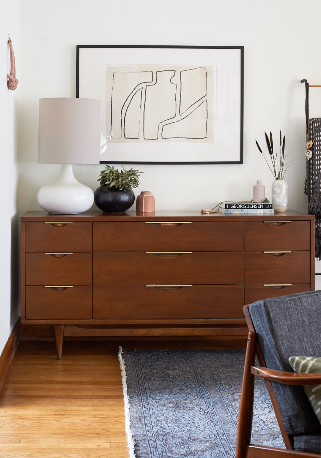 Kent Coffey Tableau Mid Century Dresser