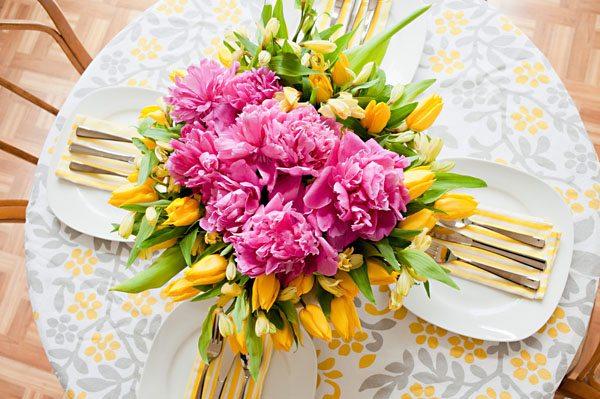 Arranjos florais: a dica do ano - Cadê o tempo que estava ...