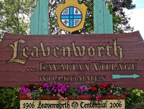 Leavenworth Bavarian Village, Washington