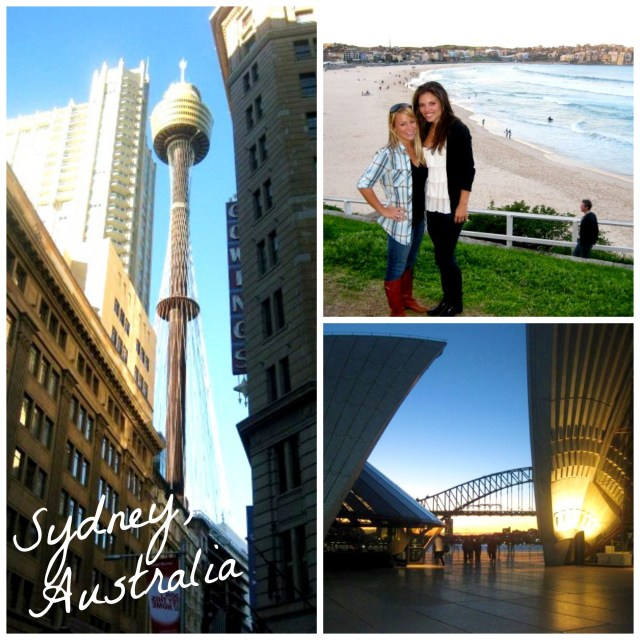 Top 10 Destinations: Sydney, Australia