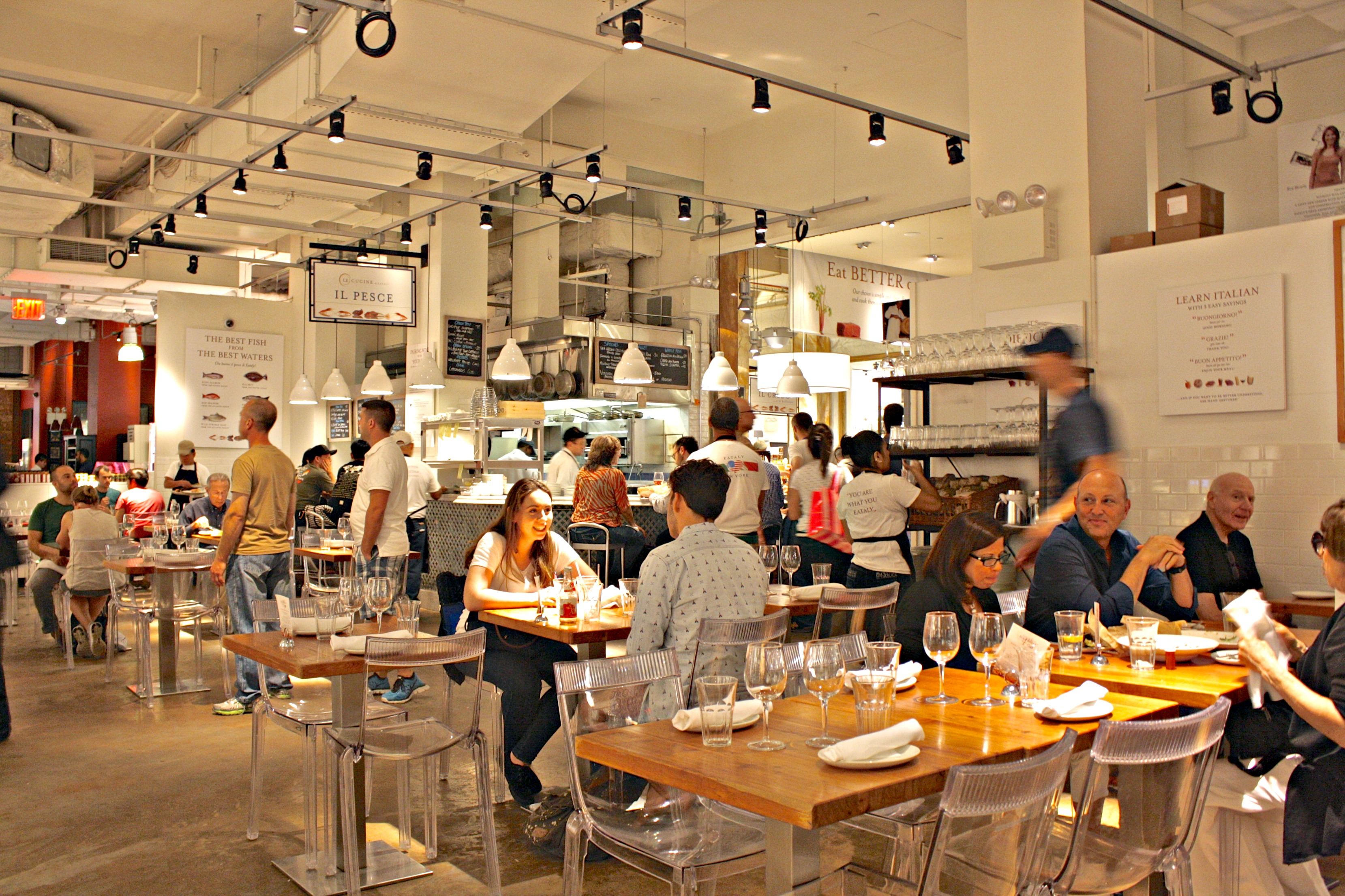 Image result for eataly nyc