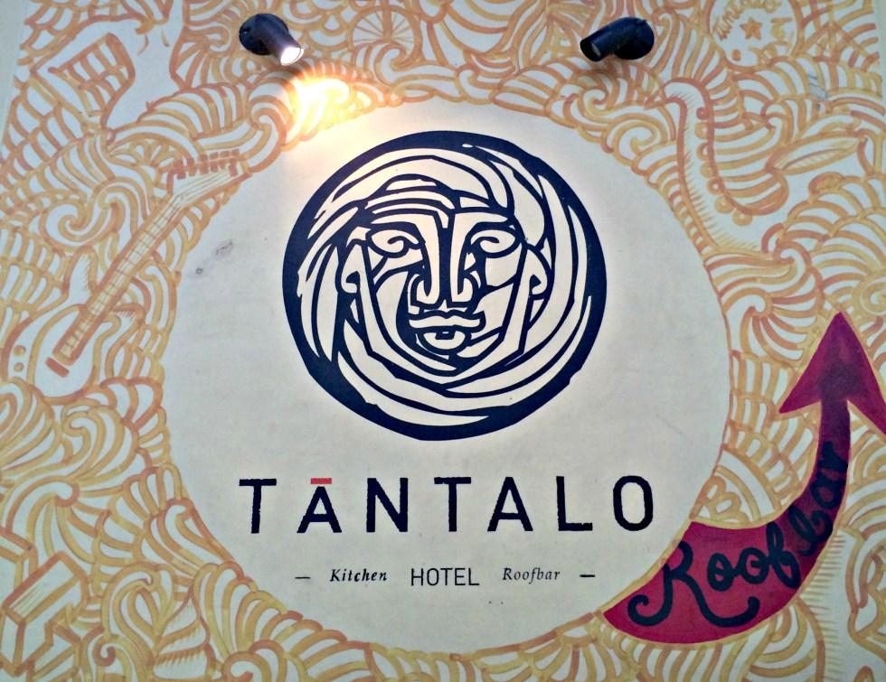 Hotel - Tantalo