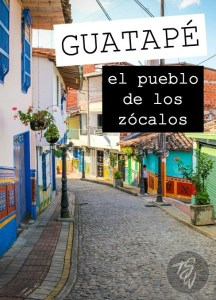 What to do in Guatape, an adorable colorful town near Medellin, Colombia