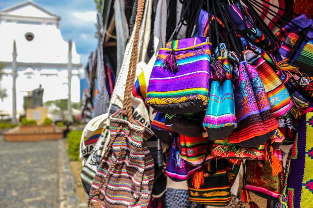 Market in Santa Fe de Antioquia