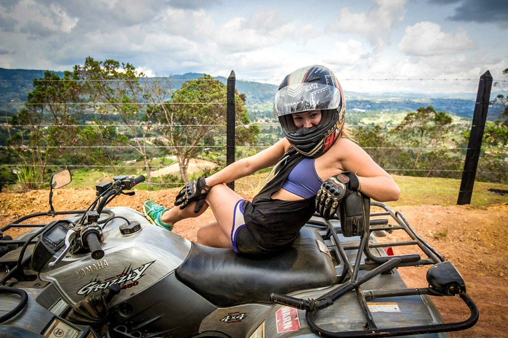 ATVs in Guarne-11