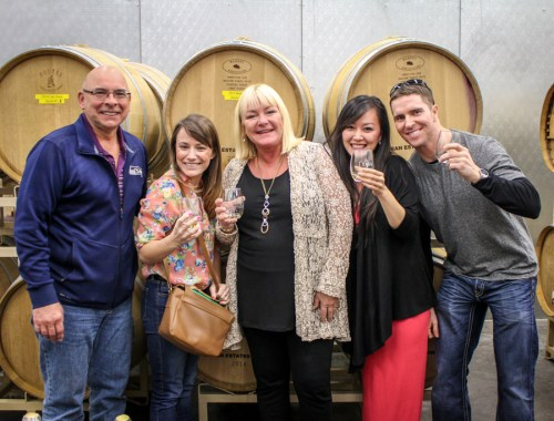 Leavenworth Winery Tour with Blue Sky Outfitters