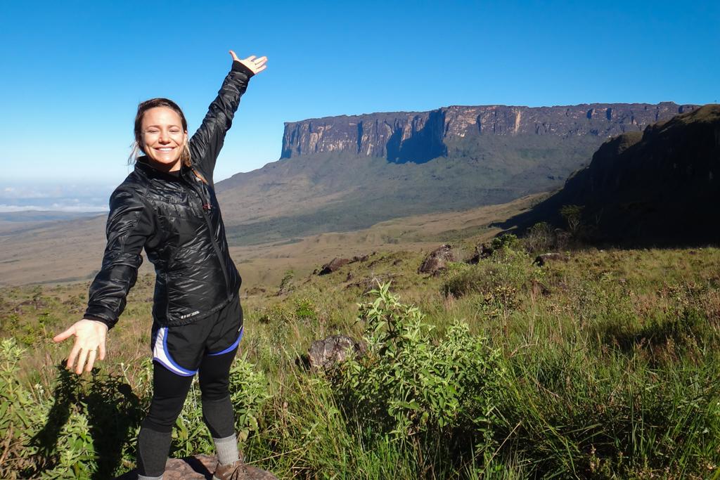 Trekking in Venezuela