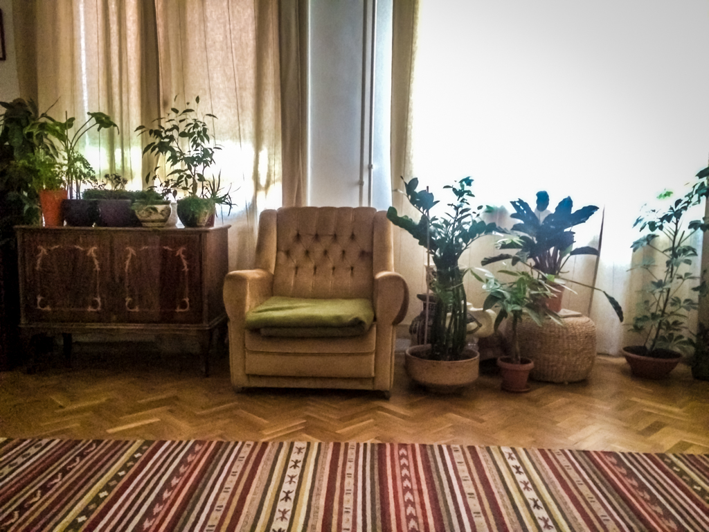 Airbnb in Budapest, Hungary