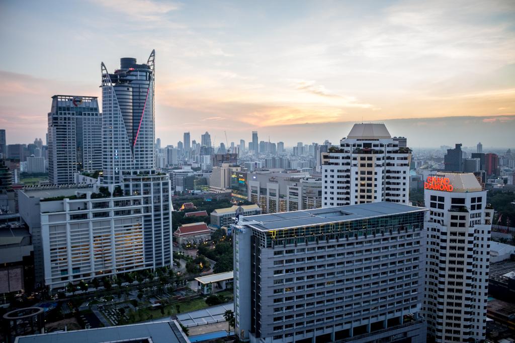 Amari Watergate Bangkok Executive Lounge
