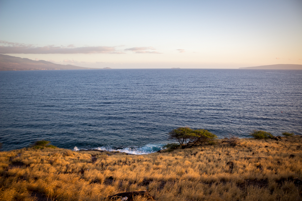 Honoapiilani Highway Sunset, Maui