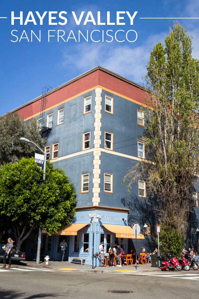 Hayes Valley, San Francisco: Things to do and see, plus where to eat, grab a great cup of coffee, or a delicious glass of wine.