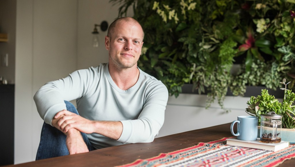Tim Ferriss, author of The 4-Hour Work Week