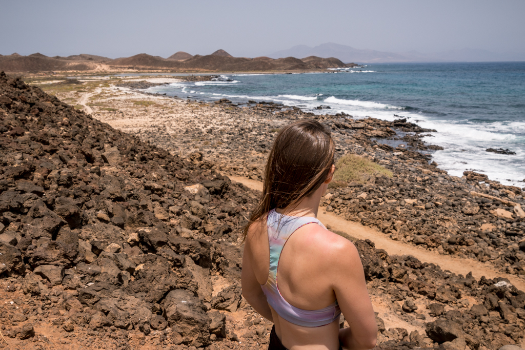 Isla de Lobos, Canary Islands, Spain