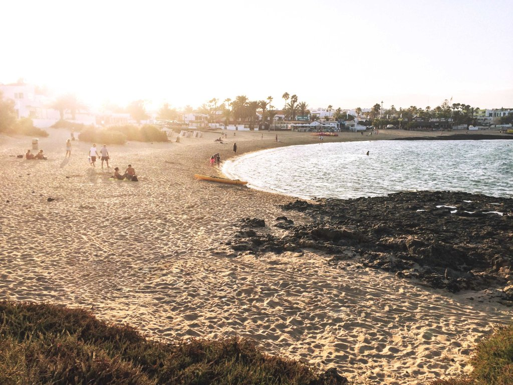 Top things to do in Fuerteventura, Spain: Hang out on the beautiful beaches!