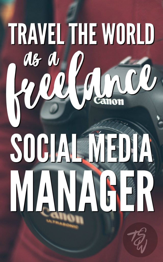 Interview with Marissa Pedersen, a freelance social media manager living a location independent lifestyle and traveling the world on her own terms!