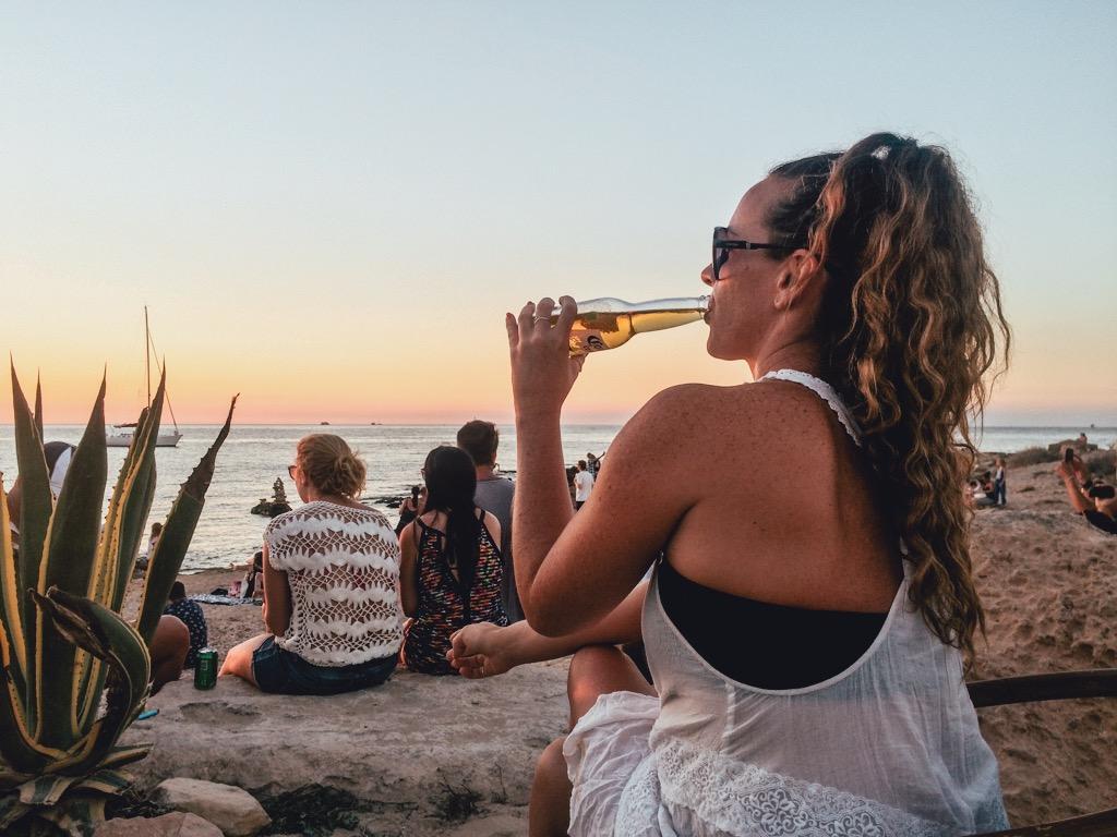 Kumharas Bar and Restaurant, Ibiza, Spain