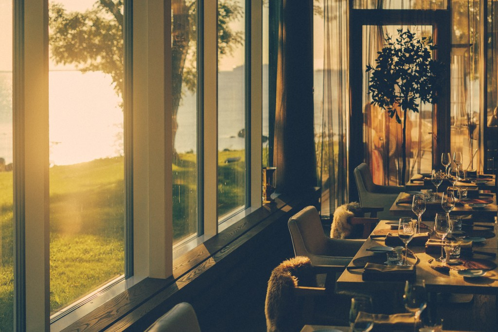 NOA Restoran, Tallinn, Estonia