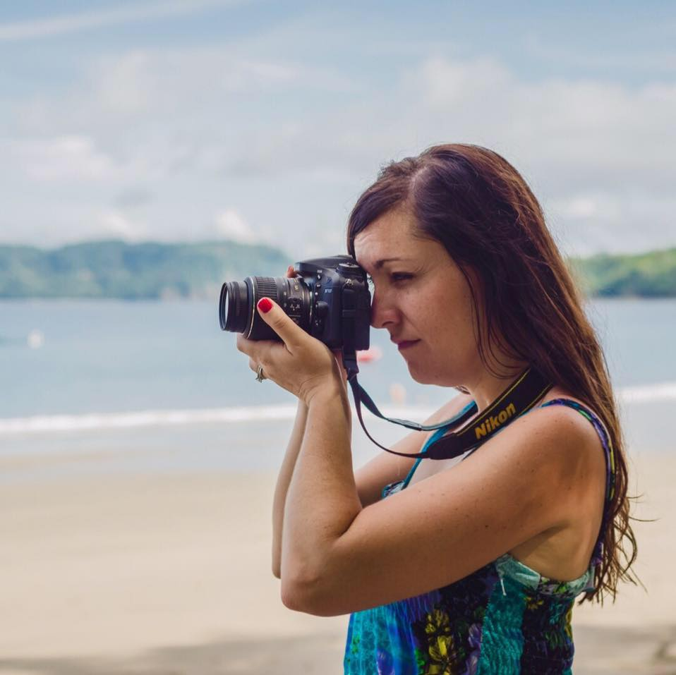 Marissa Pedersen, blogger and location independent social media manager