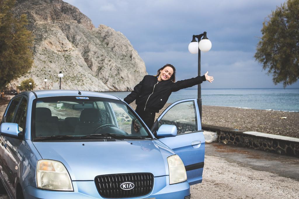 Mother-Daughter trip to Santorini, Greece