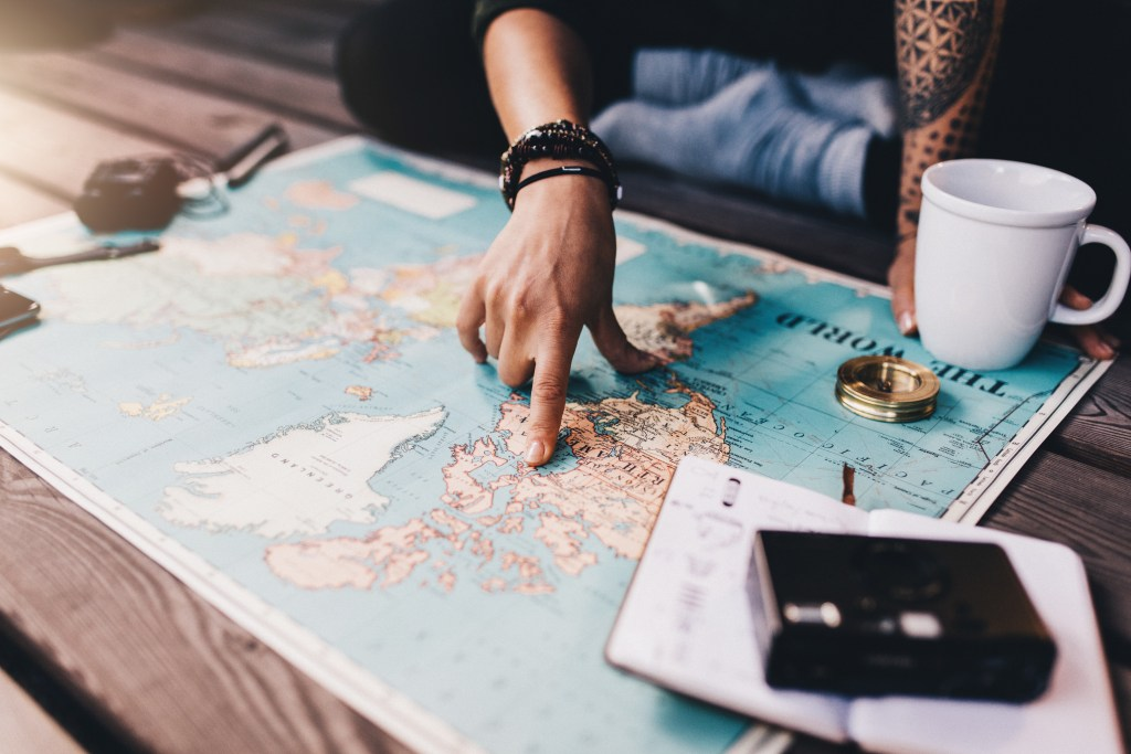 Want to become location independent this year? Consider starting a blog.