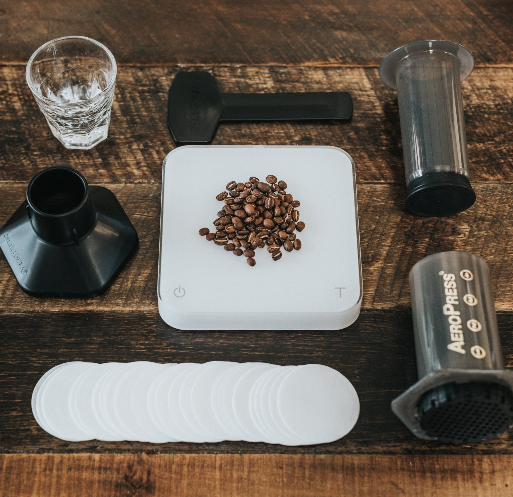 Buy an Aeropress: A money-saving hack for digital nomads