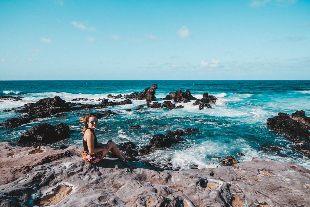 Hookipa Lookout, Maui, Hawaii
