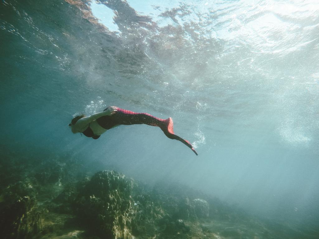 Mermaid Tour in Maui with Hawaii Mermaid Adventures