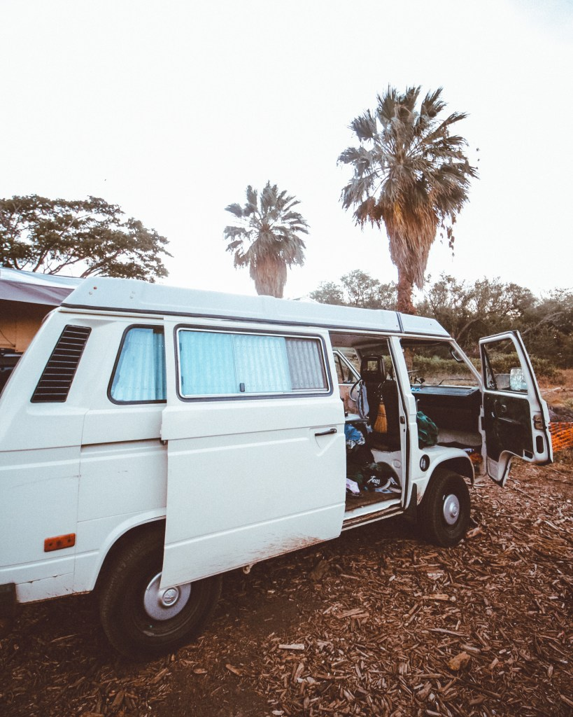 Westfalia Camping On Maui What You Need To Know