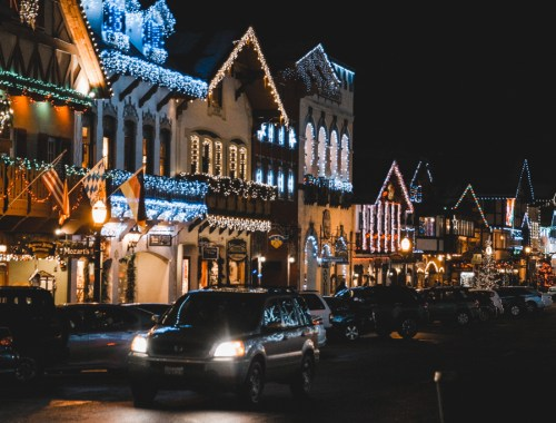 Add Leavenworth, Washington to your winter travel bucket list.