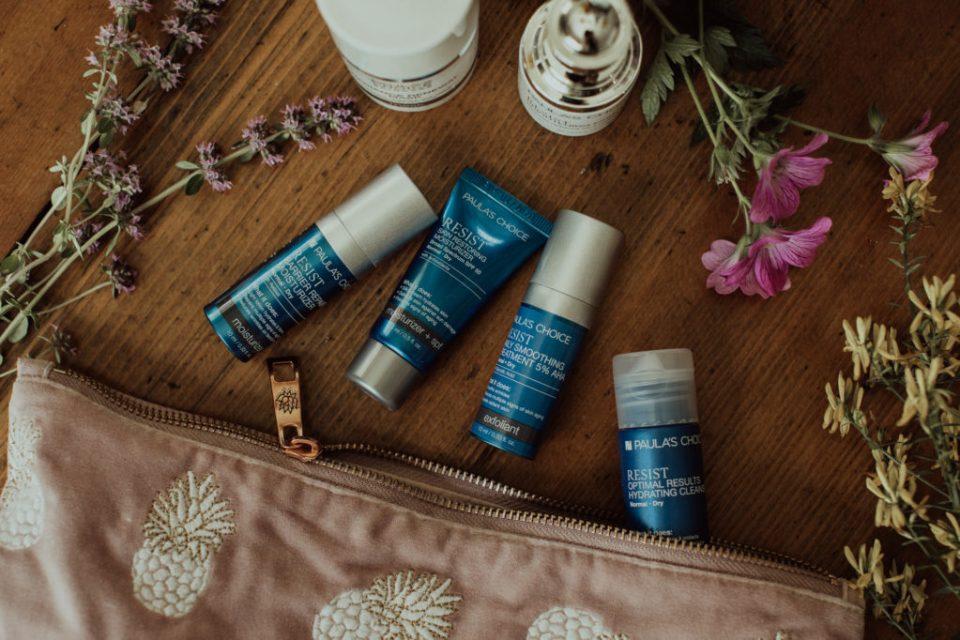 Summer Skincare Routine: The RESIST Travel Kit by Paula's Choice Skincare