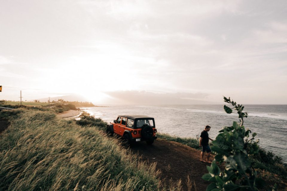 5 things to know before traveling to Maui: you're going to need a car rental