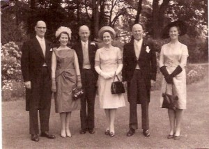 Alastair, Jean. Archie, Barbara, Wallace and Allison Sweet.