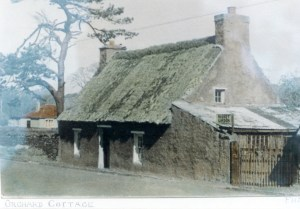 Orchard Cottage Formerly Sweet Holm in Yetholm.
