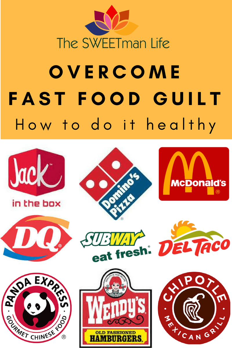 healthier fast food, meal planning