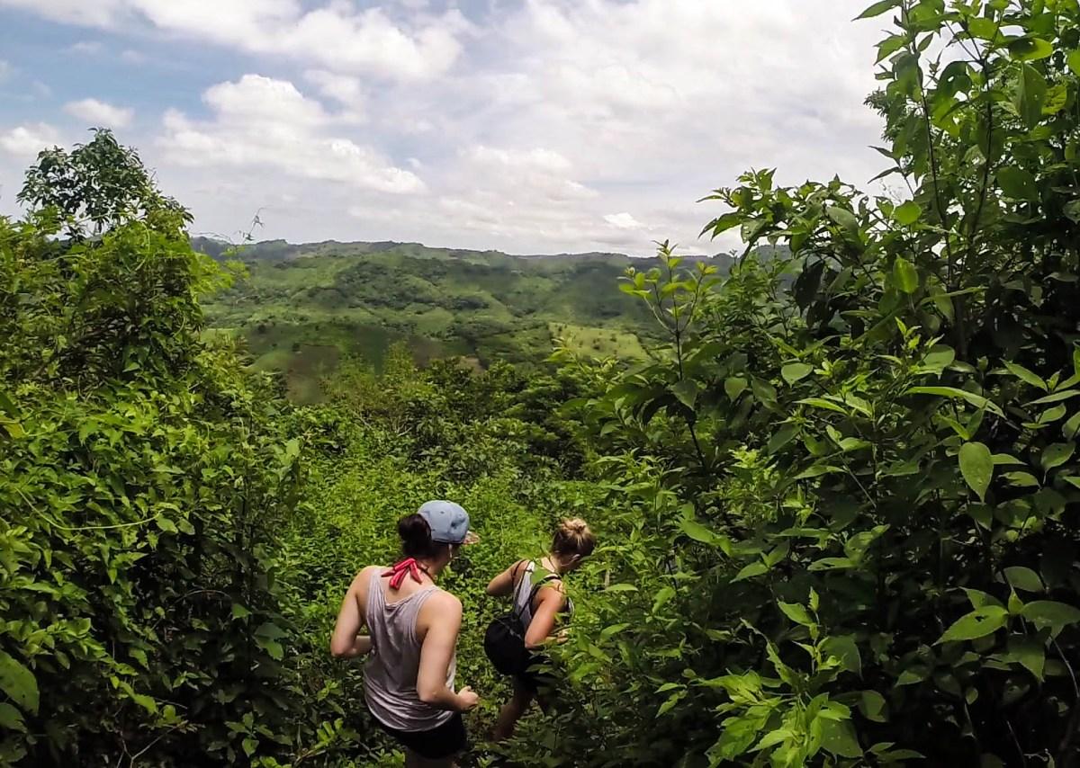cascadas tamanique waterfalls el tunco el salvador travel guide