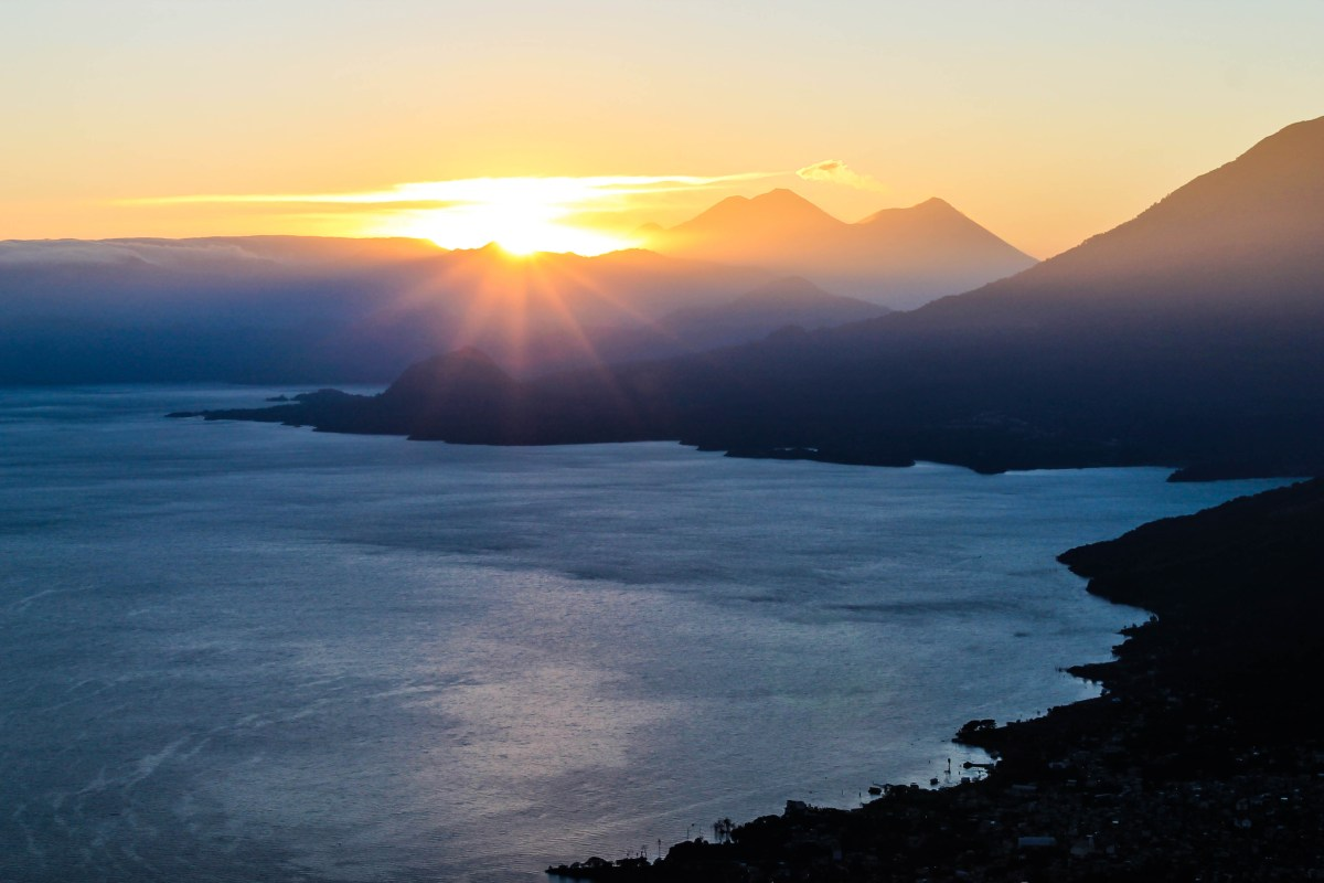indian nose volcano hike lake atitlan guatemala travel guide itinerary