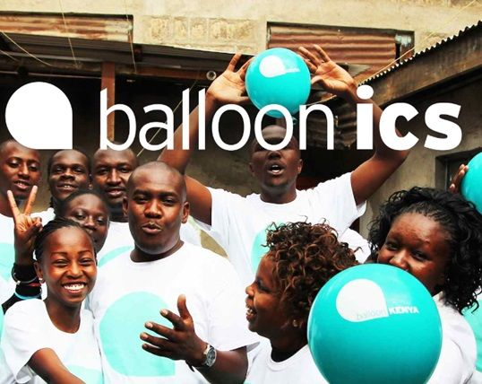 balloon ventures ICS volunteering africa