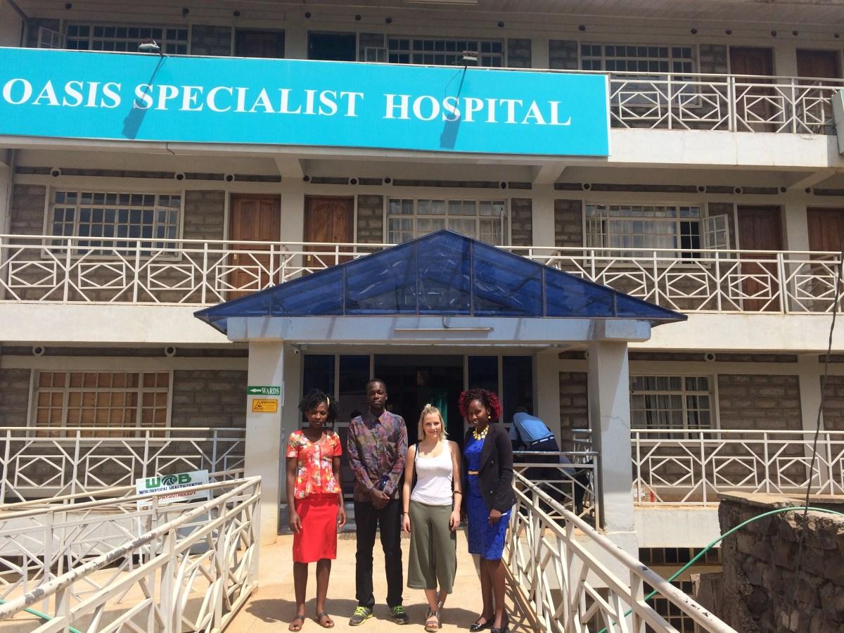 Oasis Hospital, Kisii, Kenya