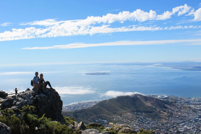 Cape Town South Africa travel blog table mountain hike