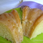 Summer Soiree – Golden Lemon Pound Cake