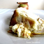 Apple Buttermilk Pound Cake