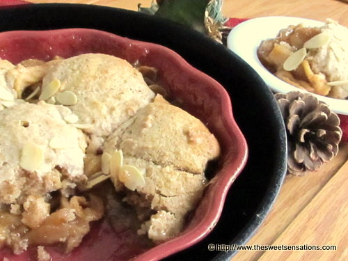apple cobbler 8