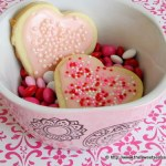 Cream Cheese Cookie Hearts