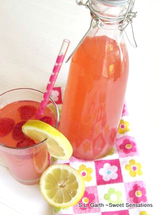 raspberry  lemonade 5