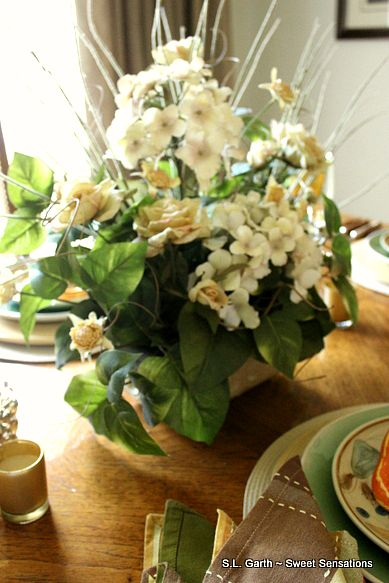 Seasonal Tablescapes