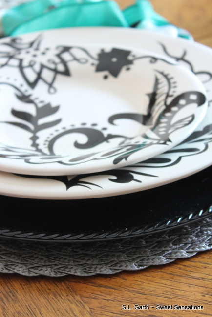 Multi Pattern Tablescape 6